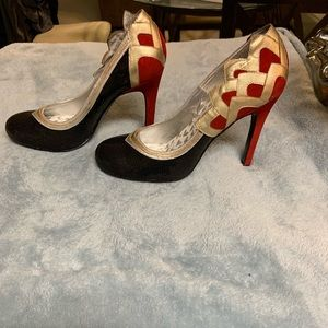 Gorgeous Oh Deer! Party Pumps